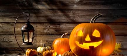 Decore a sua casa para o Halloween