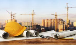 Construção cresce em Portugal