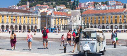 Estrangeiros investem em Lisboa em média 338 mil euros em habitação